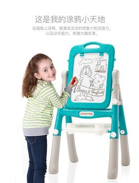 儿童双面画板