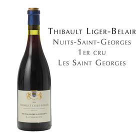 梯贝酒庄, 圣乔治之夜圣乔治一级葡萄园AOC Thibault Liger-Belair, Nuits-Saint-Georges 1er cru Les Saint Georges