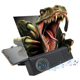 手机屏幕放大器L2蓝牙音响 蓝光超清12寸手机放大镜