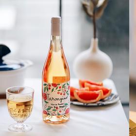 [塔伦家柚子酒]西班牙瓦伦西亚 果汁发酵酒 750ml