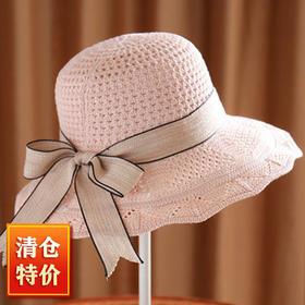 【清仓特价 不退不换】QSS010春夏秋季女士遮阳帽TZF