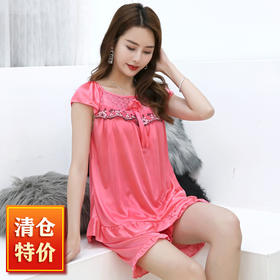 MMMY0018618新款夏季冰丝两件套睡衣TZF