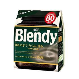 AGF 布兰迪醇和浓香黑咖啡 160g 袋装