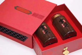 灵芝狍孢子粉礼盒500g