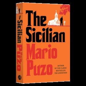 教父三部曲2 英文原版 The Sicilian 西西里人 英文版 奥斯卡电影原著小说 马里奥普佐 Mario Puzo 进口原版英语书籍