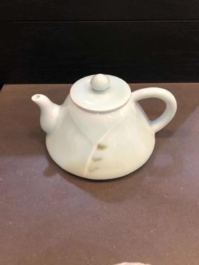 仕女茶器·壶