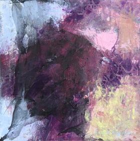 限量版画《田园》雪凌 49×49cm