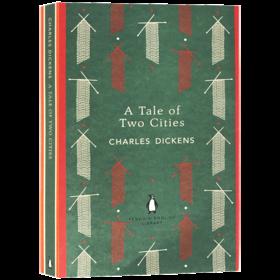 双城记 英文原版 A Tale of Two Cities 狄更斯长篇历史小说 英文版 Penguin Classics 企鹅经典 进口原版英语书籍