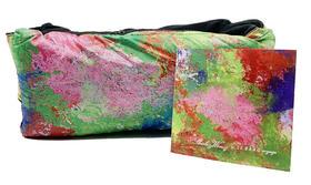 艺术衍生品 多功能旅行颈枕 雪凌 直径20cm