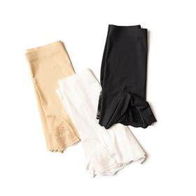 冰肌螺纹蕾丝安全裤