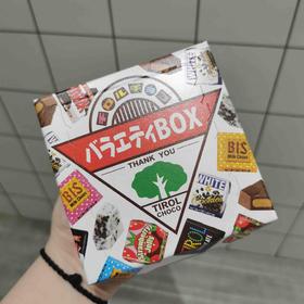 日本松尾巧克力|靠包装和口味俘虏了大波少女的芳心