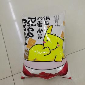 犀悠记咖喱牛肉鸡蛋小米锅巴90g