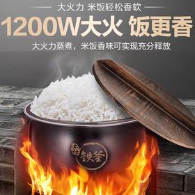 九阳电饭煲  F-40T12【商超同款4L】