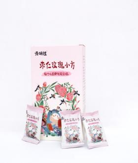 【特惠33.9】枣仁玫瑰小方260g果干 买2盒送非油炸枣条2包