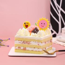 小桃气蛋糕