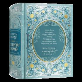 巴诺经典 简奥斯汀7部小说合集 英文原版 Jane Austen Seven Novels 理智与情感 傲慢与偏见 劝导 诺桑觉寺 爱玛 英文版英语书籍