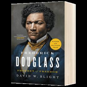弗雷德里克道格拉斯传 英文原版 人物传记 Frederick Douglass Prophet of Freedom 英文版 进口原版英语书籍 David W. Blight