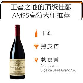 2015年路易亚都香贝丹贝日园特级园红葡萄酒 Louis Jadot Chambertin Clos de Bèze Grand Cru 2015