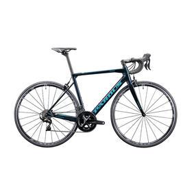 瑞豹公路碳纤维自行车 22速 超轻破风