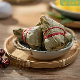 【家庭特惠装】红枣小米粽子上新包邮  早点下午茶养生粽~