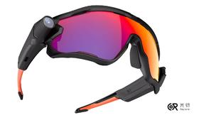 光衍智能运动眼镜 运动相机 马拉松跑步眼镜 男女
