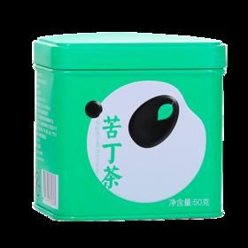【川红集团】29.9抢价值39.9元一盒(50g装)川红苦丁茶 包邮!