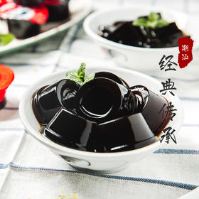儿时的味道 传统潮汕小吃草粿 550*1袋/箱 入口清甜爽口 抵御酷暑 低脂肪无添加剂