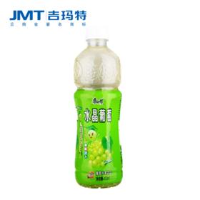 吉玛特丨康师傅水晶葡萄450ml/瓶【同城配送】
