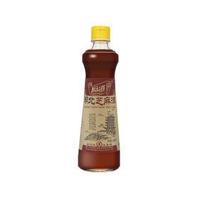 厨道湖北芝麻油180ml/瓶|凉拌调味烹饪火锅香油 油香醇厚而不腻【粮油特产】