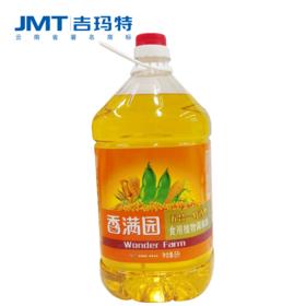 吉玛特丨香满园五合一特香食用调和油5L/桶【同城配送】
