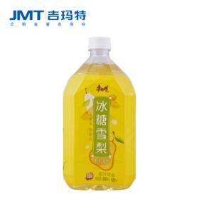吉玛特丨康师傅 冰糖雪梨 1L/瓶【同城配送】