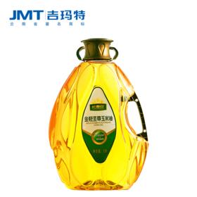 吉玛特丨长寿花 非转基因金胚至尊玉米油 5L/桶【同城配送】