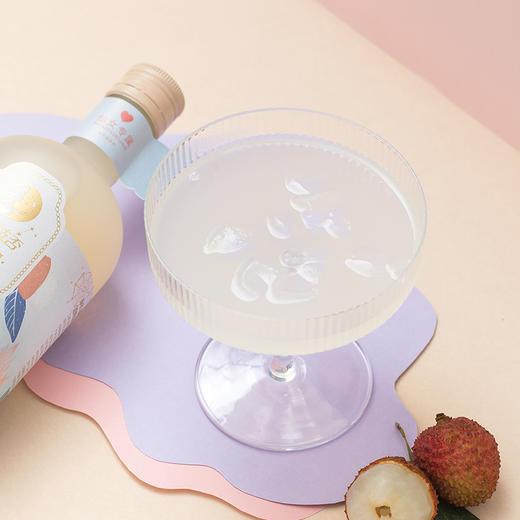 [仙女座果酒 雪荔枝否]每一瓶≥35%荔枝果汁 375ml/瓶 商品图2