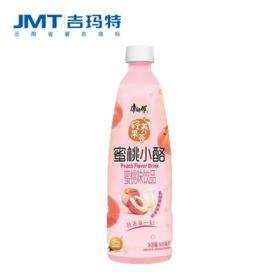 吉玛特丨康师傅蜜桃小酪蜜桃味饮品500ml/瓶【同城配送】