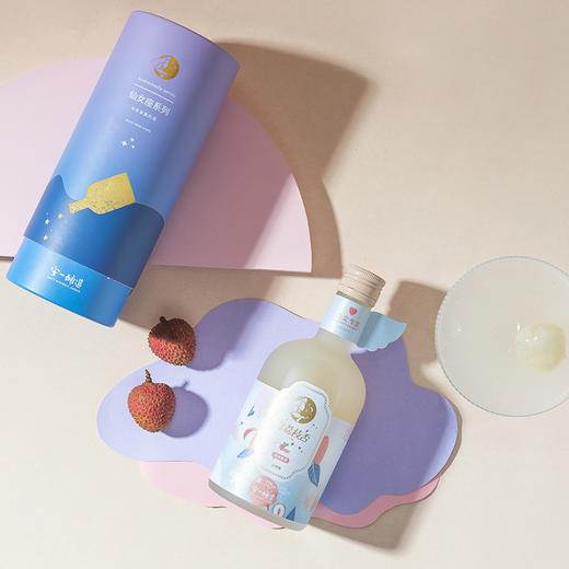 [仙女座果酒 雪荔枝否]每一瓶≥35%荔枝果汁 375ml/瓶 商品图5