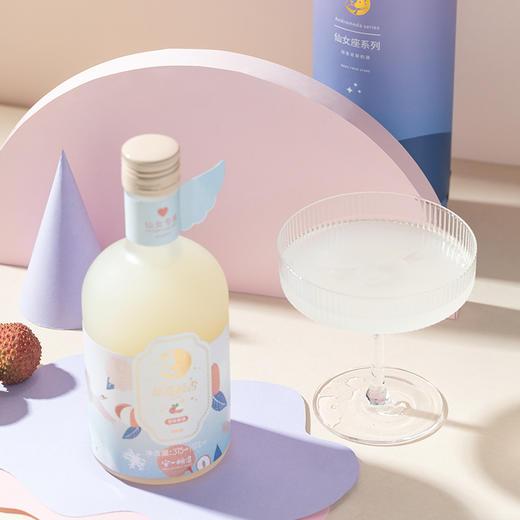 [仙女座果酒 雪荔枝否]每一瓶≥35%荔枝果汁 375ml/瓶 商品图4