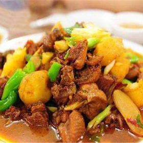 柴窝煲大盘鸡调料150g/袋
