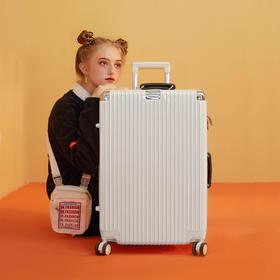 NTNL行李箱ins网红款拉杆箱丨超高性价比,自重轻,耐磨抗压抗造