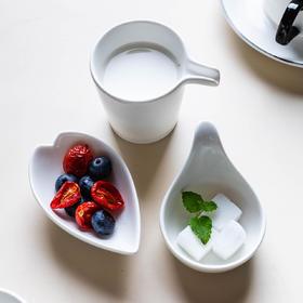 摩登主妇原创蘸料碟酱油碟调味小碟子火锅料奶盅奶壶家用日式餐具