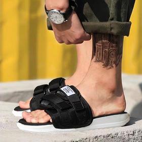【个性外穿拖鞋】时尚舒适。男女同款,减压防滑,越穿越上瘾!居家、散步,旅游、出行少不了!