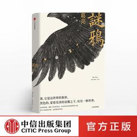 【特惠】谜鸦(都市异闻系列小说) 葛亮 著 中信出版社图书 正版书籍