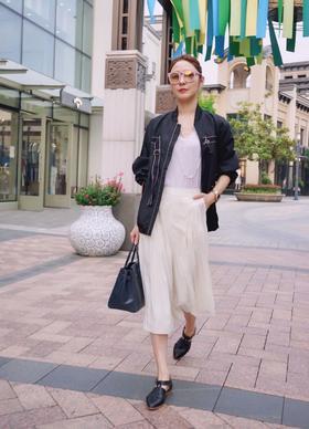 Maison Covet  自有品牌  雪纺裙裤