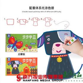 【全国包邮】美乐可水洗水彩笔36色(72小时发货)