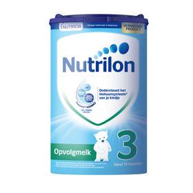 荷兰牛栏Nutrilon奶粉3段(10-12个月)800g  新包装