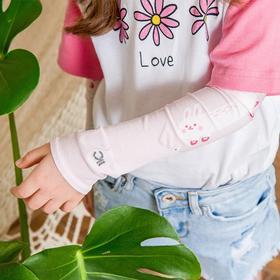 VVC 冰袖防晒袖套冰丝手臂套 儿童款