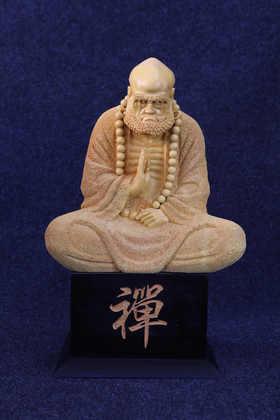 【邮费到付】桐柏山木雕博物馆 纯手工桧木工艺作品集