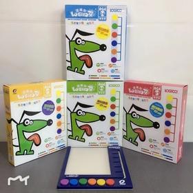 逻辑狗3-4-5-6-7岁教材网络版幼儿园第一二三四阶段思维训练玩具