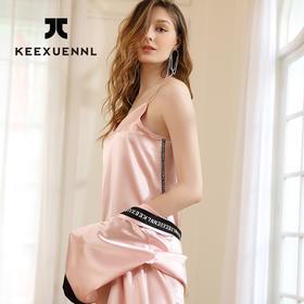 【为思礼】珂宣尼维密甜心套装睡衣 冰感润肤 甜美 性感 可爱家居服