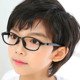 【3岁-15岁】儿童防蓝光眼镜】男女小孩防辐射眼睛手机电脑护目镜近视游戏平光镜