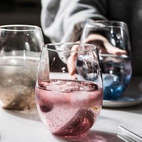 摩登主妇星空玻璃杯子ins风简约网红创意家用网红水杯可爱少女